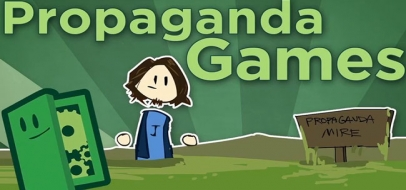 Propaganda Games in China - Sesame Credit