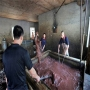 Shocking pictures of an illegal dog slaughterhouse in China
